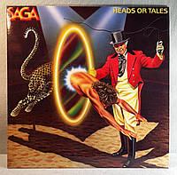 CD диск Saga - Heads Or Tales, фото 1