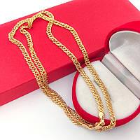 Цепочка Арабика 45 см ( медицинское золото) (6662)