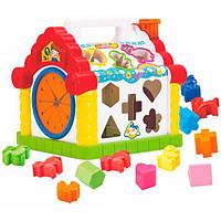 Hola Toys Интерактивная игрушка Hola Toys Веселый домик (739)