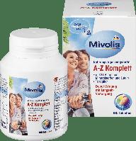 Биологически активная добавка Mivolis A-Z Komplett, 100 шт., фото 1