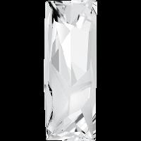Стрази Сваровскі Kaputt Baguette Fancy Stone 4925 Crystal 29x11,5 mm