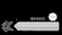 Молдинг на стену(стеновой) гладкий Classic Home HM-42032Q , лепной декор из полиуретана