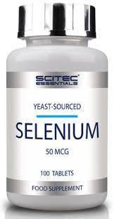 Selenium (100 tabs) Scitec Nutrition