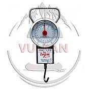 Весы механические с рулеткой Carp Zoom Round Mechanical до 22-х кг CZ8580