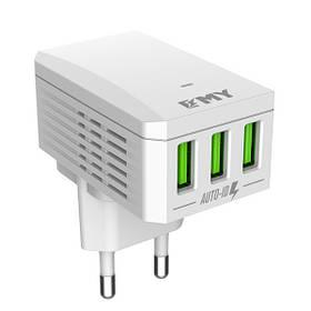 Сетевое зарядное устройство EMY 3.4A MY-A300