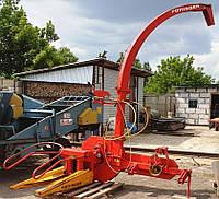 Тракторная кукурузная жатка (силосорезка) Pottinger MEX II Rotation