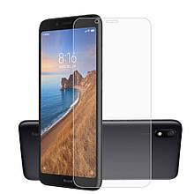 Защитное стекло Optima 2.5D для Xiaomi Redmi 7a прозрачный
