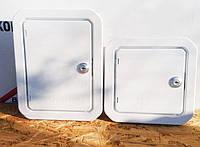 Ревизионный люк Parkanex, для дымохода, белый