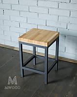 Кухонный табурет в стиле Лофт ( кухонный стул в стиле LOFT )