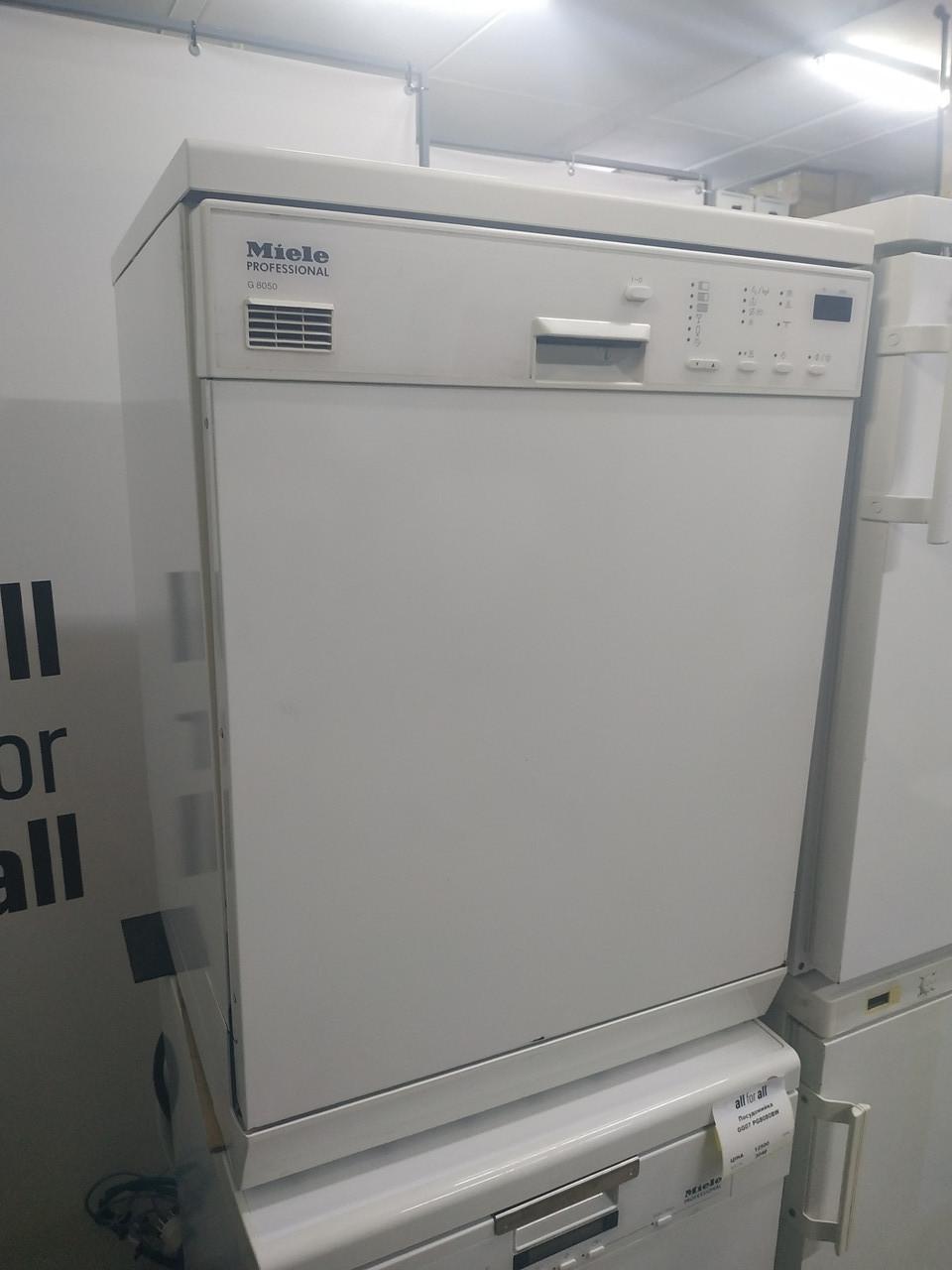 Професійна посудомийна машина Miele Professional G 8050