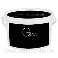 Декоративная штукатурка Glow 3 кг ( сахара, санд фарба, маракеш, vetro )
