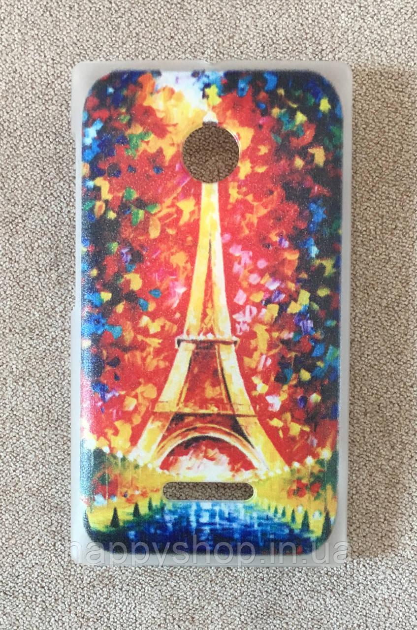 Пластиковый чехол для Nokia Lumia 435/532 (Paris)