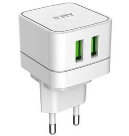 Сетевое зарядное устройство EMY 2.4A MY-A200