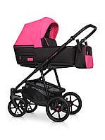Детская коляска 2 в 1 Riko Swift Neon 22 Electric Pink