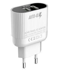 Сетевое зарядное устройство EMY 2.4A MY-A202