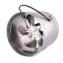 Канальный осевой вентилятор Турбовент WB 200