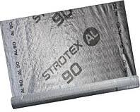 Пароізоляційна плівка STROTEX AL 90 ( фольгированная алюминиевая пароизоляция паробар'єр стротекс ), фото 1