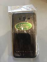 Чехол силиконовый Samsung J7 LAND ROVER