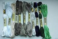 Веревка бытовая В-25 шнур рыболовный 2 мм х 100 метров серая