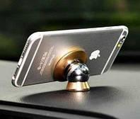 Магнитный держатель для телефона(подставка) HOLDER CT690, фото 1