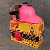 Шлем для пива в коробке оригинал , розовый