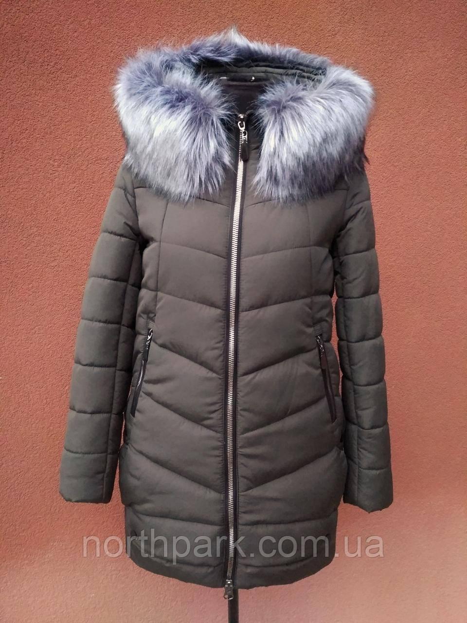 Довга зимова куртка VS Z-148, хакі