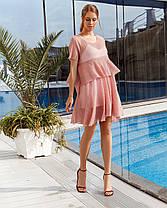 Нарядное платье с блеском, фото 2