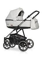 Детская коляска 2 в 1 Riko Swift Premium 14 Platinum