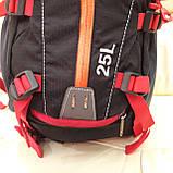 Спортивный рюкзак в стилеThe North Face, фото 7