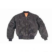 Куртка летная MA1 США (Black), фото 1