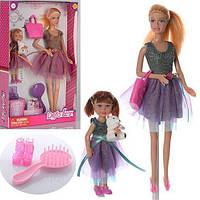 Кукла с дочкой и аксессуарами ТМ Defa арт. 8304