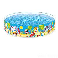 Бассейн для детей 244х46 см. Интекс 58457