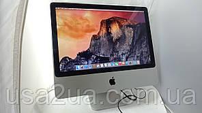 Моноблок Apple Imac a1224 Core 2 Duo/4Gb/250Gb/WEB КРЕДИТ Гарантия Доставка