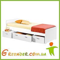 Кровать из бука с гарантией от производителя (эко товар)