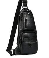 Мужская сумка Jeep Bag Черный (200505)