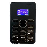 Мобильный мини телефон 2Life S7 Black (nri-829)