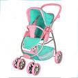 Детская коляска-трансформер для кукол 9662 (2 цвета), фото 2