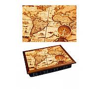 Поднос подушка SNG Карта/компас 2.75