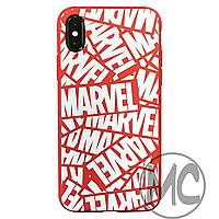 Чехол Marvel (Марвел) на твой смартфон