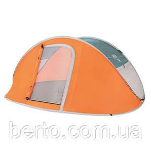 Палатка туристическая трехместная  Bestway 68005   235*190 см