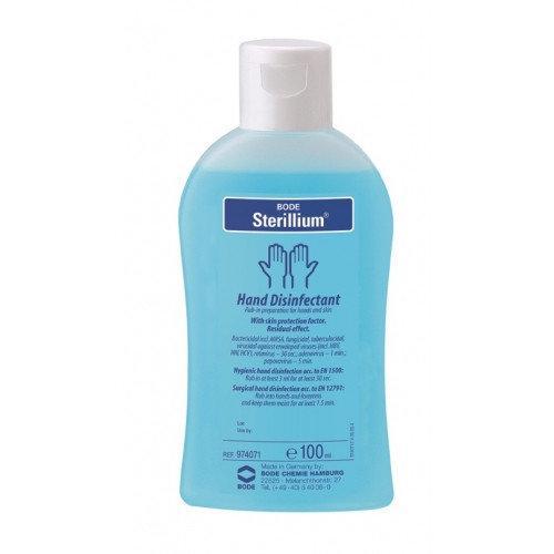 Стериллиум гель (Bode Chemie Sterillium Gel) - cредство для дезинфекции рук и кожи, 100 мл