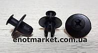 Нажимное крепление бампера много моделей Volkswagen. ОЕМ: A0009908192, 0009908192, фото 1
