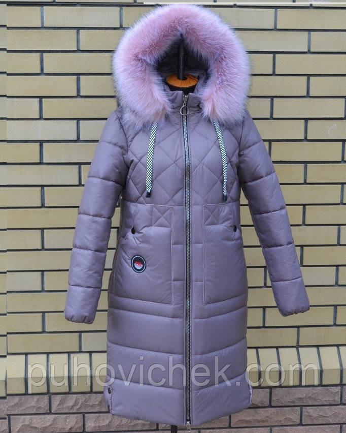 Модные зимние куртки и пуховики женские интернет магазин