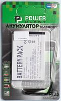 Аккумулятор PowerPlant HTC CHT9110 ( P3600i, VX6800, E616, D810, TRIN160, P6300, P6500, M700 ) (DV00DV6153)