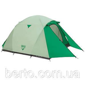 Палатка туристическая трехместная с тамбуром Bestway 68046   235*190 см