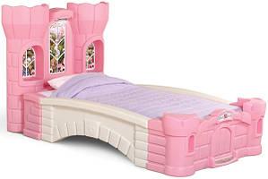 Ліжко для дівчаток Step 2 Princess Palace