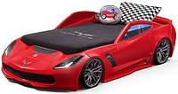 Кровать для мальчиков Step 2 Corvette Z06