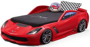 Ліжко для хлопчиків Step 2 Corvette Z06