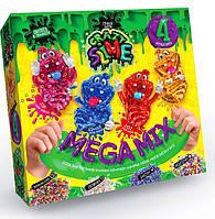 Ручной Лизун, наборы для создания слайм лизунов, Danko Toys (SLM-03-02/02U)