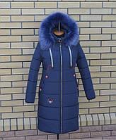 Зимние куртки женские модные с капюшоном